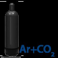 Смесь аргона и углекислоты