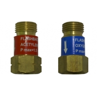 Клапаны обратные ККО (кислородный) и КГО (газовый)