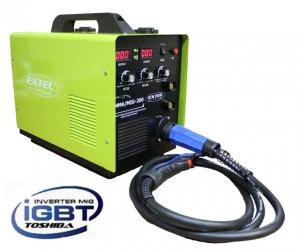 Сварочный аппарат EXTEL-MMA/MIG-200.