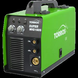 Сварочный инверторный полуавтомат TORROS SUPER MIG 160S