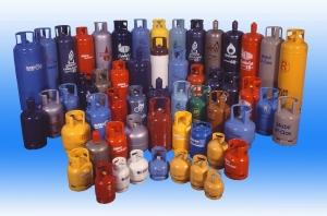 Баллоны для сжатых газов