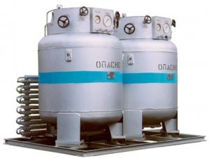 Резервуары для жидких газов