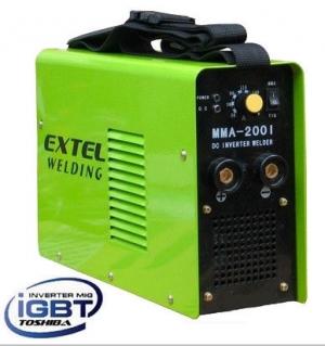 Сварочный аппарат EXTEL MMA-200 (инверторный), (IGBT).
